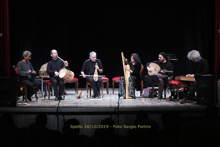 Festa per i 35 anni dell'Ensemble Micrologus – Spello