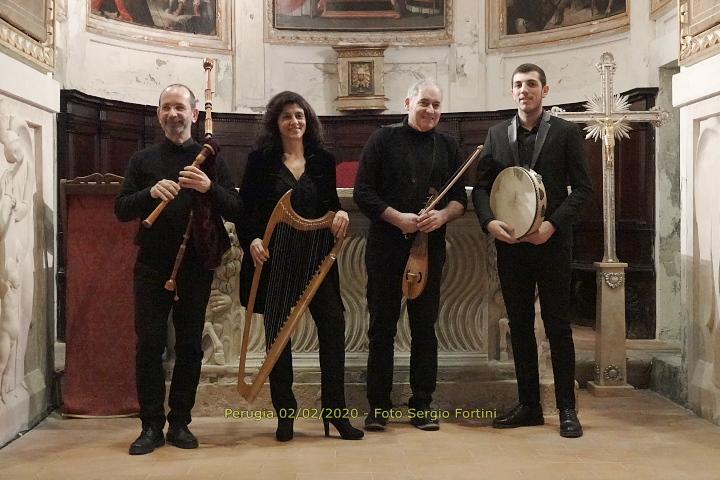 Ensemble Micrologus – Perugia, 2020