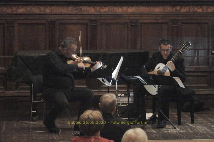 Sator Duo – Gubbio